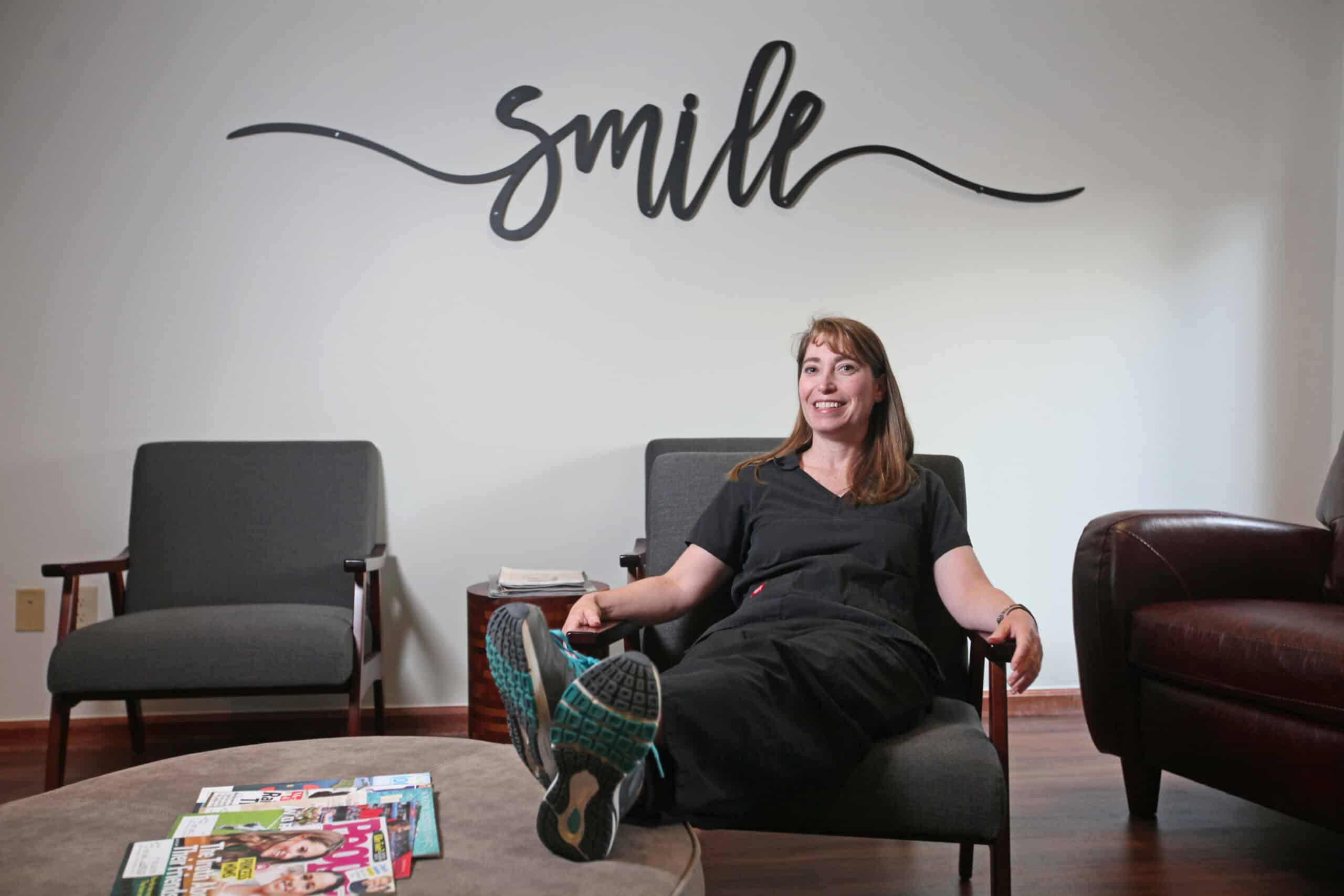 Dr. Small, DDS at Bennett Dublin Dental