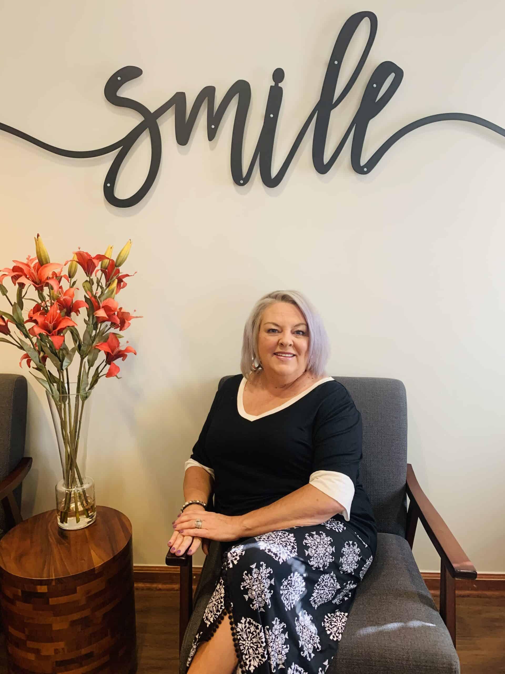 Amanda at Bennett Dublin Dental